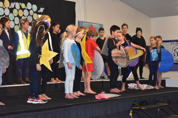 Year 3 Assembly 4