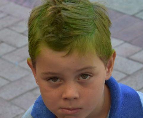 Crazy Hair 4