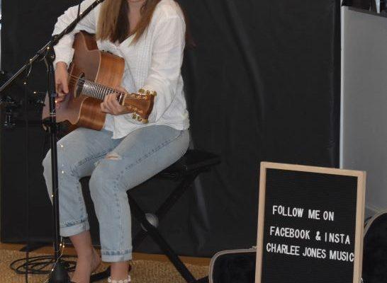 Charlee Jones